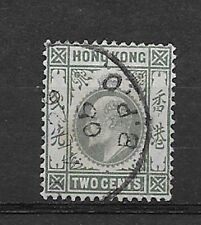 HONG KONG , GREAT BRITAIN , 1903 , # 72 , 2c STAMP , USED