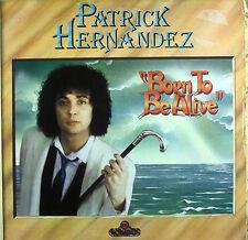 Patrick Hernandez-Born to Be Alive LP-Slavati-cleaned-l4271