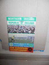Northern Ireland v Rep of Ireland