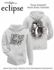 TWILIGHT - Eclipse ~ Team Edward Hoodie (XS/S/M/L) #NEW