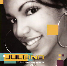 FREE US SHIP. on ANY 2 CDs! ~LikeNew CD JULIANA CON SU MAMBO DURO: Juliana