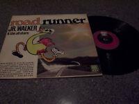 "Jr. Walker ""Road Runner"" SOUL LP"