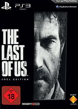 The Last Of Us -- Joel Edition (Sony PlayStation 3, 2013, Eurobox)