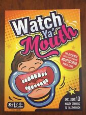 Watch Ya' Mouth Family Edition - The Authentic, Hilarious, Mouthguard Part..