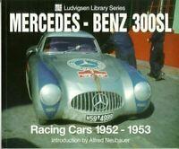 """Mercedes-Benz 300 Sl Racing Cars 1952-1953 Book """"New"""""""