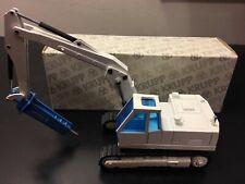 NZG #238R/247 Krupp Excavator mit Hammer - Scale 1:50 - Die Cast Model Boxed!!!