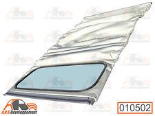 Capote fermeture intérieur BLANCHE - NEUVE - Citroen 2cv - 10502 -