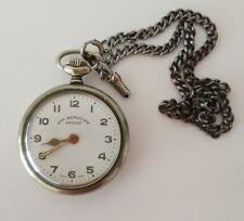 GRE ROSKOPF Antiguo Reloj de Bolsillo Pocket Watch Swiss