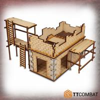TTCombat BNIB Part-Built Casa Anna TTSCW-SOV-089