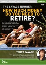 How Much Money Do You Need To Retire DVD Terry Savage (BRAND NEW!) (FAST SHIP!)