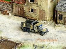NMT 423x WW2 1:144 Scale Wargame Diorama US Army 2.5 Ton GMC 6x6 Military Truck