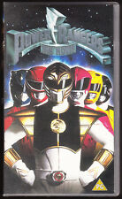 POWER RANGERS - THE MOVIE - PAL VHS (UK) VIDEO