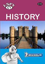 i-SPY History (Michelin i-SPY Guides) by i-SPY (Paperback, 2010)