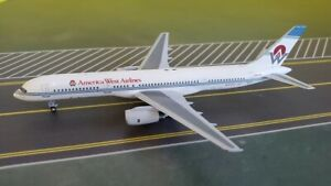 Aero Classics 1:400 Boeing 757-200 America West 'old colours' N901AW