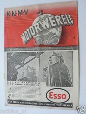 DMW 1948-13,TILEX ADD,JAWA,SALON GENEVE,GILERA NETTUNO,PARILLA 250,PERFECTA,VELO