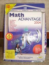 Encore Math Advantage Cds 2004 9 of 10 Trig Statistics Pre-Calculus Algebra