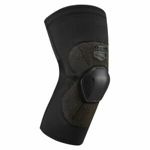 Icon D30 Field Armor - Mens Street Motorcycle Riding Knee Impact Protections