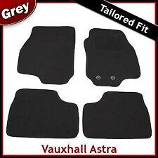 Vauxhall Astra Coupe Tailored Carpet Car Mats GREY (2000 2001 2002..2004 2005)