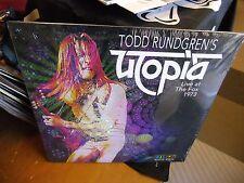 Todd Rundgren Utopia Live At The Fox 1973 2x LP vinyl RSD 2017