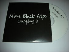 Nine Black Alps - Everything Is - 12 Track