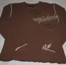 New! LYNYRD SKYNYRD FREEBIRD Longsleeved  Thermal T- Shirt  Med or Lg