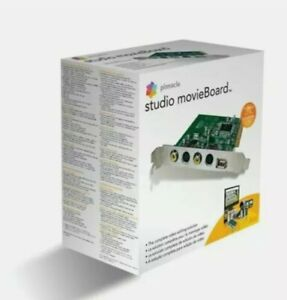 Pinnacle Studio MovieBoard with DVD Software
