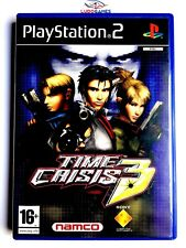 Time Crisis 3 PAL/EUR PS2 Promo Retro Playstation Videojuego Videogame Mint St