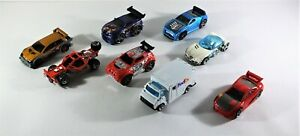 Hot Wheels Street & Racing Sports Cars Diecast 8 x Car Collection Nice Condition