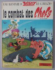 UDERZO / GOSCINNY  ** ASTÉRIX 7. LE COMBAT DES CHEFS ** EO 1966. COMME NEUF!