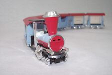 INTERLUDE Le petit train de M. BRUNOT ORTF Rebus Jouet NOREV 60's en plastique