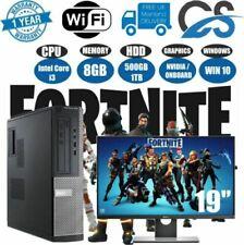 Desktop PC Dell SO Windows 10
