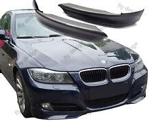 Diffusor Flap für BMW 3er LCI Limo E90 E91 Touring Aero Frontspoiler Splitter Fl