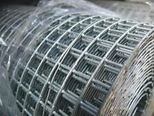 "2 x Rolls - Welded Wire Mesh 1"" x 1"" x 48"" x 30mtr (16g) - High Quality Mesh"