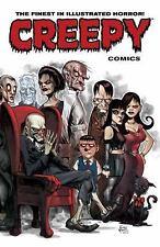 Creepy Comics, Others, Torres, Angelo, Ruth, Greg, Alexander, Jason Shawn, Harri
