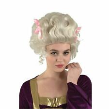 Banana Costumes French Queen Wig, Blonde/White