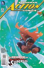 ACTION COMICS #51 SUPER LEAGUE PART 3 1ST PRINTING FINAL DAYS REBIRTH PRELUDE