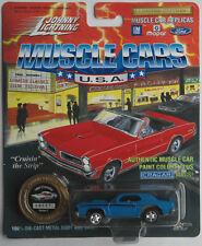 Johnny Lightning - ´69 / 1969 Mercury Cougar Eliminator blau Neu/OVP