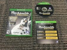 Rocksmith 2014 Edition Remastered - Xbox One Game Only