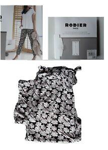 Rodier Paris Pantalon Pyjama femme Soft mod 4Multicolore