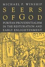 Early America History, Context, Culture Ser.: Seers of God : Puritan...