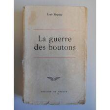 La guerre des boutons / 1952 / Pergaud, Louis / Réf37623