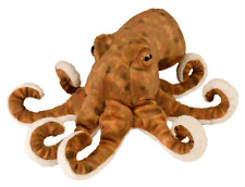 """Wild Republic Cuddlekins Minis 8"""" Octopus Plush Soft Toy Cuddly Teddy 10872"""