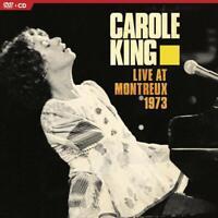 CAROLE KING - LIVE AT MONTREUX 1973 (CD+DVD)   CD+DVD NEU