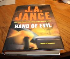 Hand Of Evil J.A. Jance