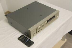 NEC CD-10 CD-Player mit Fernbedienung