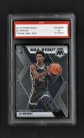2019/19 Ja Morant Panini Mosaic Rookie 1st Graded 10 Memphis Grizzlies RC Card