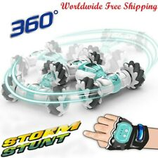Remote Control Stunt RC Car Gesture Sensing Flip Drift 4WD RC Off Road Toys