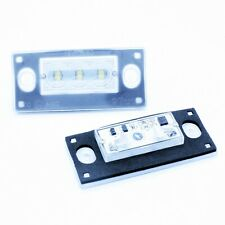 2x LED LICENSE NUMBER PLATE LIGHT AUDI A3 8L A4 B5 AVANT FACELIFT CANBUS