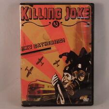 =KILLING JOKE XXV Gathering (DVD 2005 Cooking Vinyl) EV30137-9