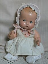 Arranbee Dream Baby Character All Composition  Doll  1930's  10 inches